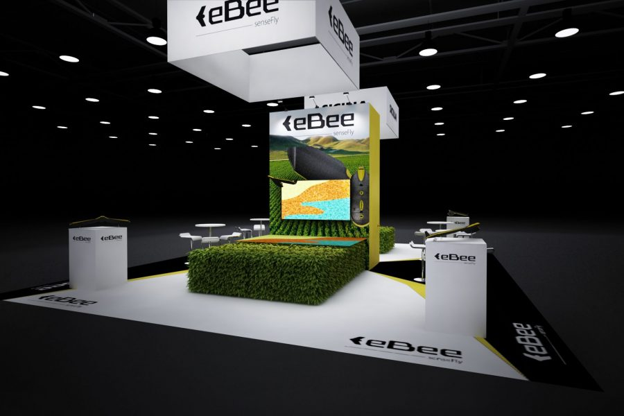 Las Vegas Custom Exhibit Booth: Get the perfect design for your trade show in Vegas