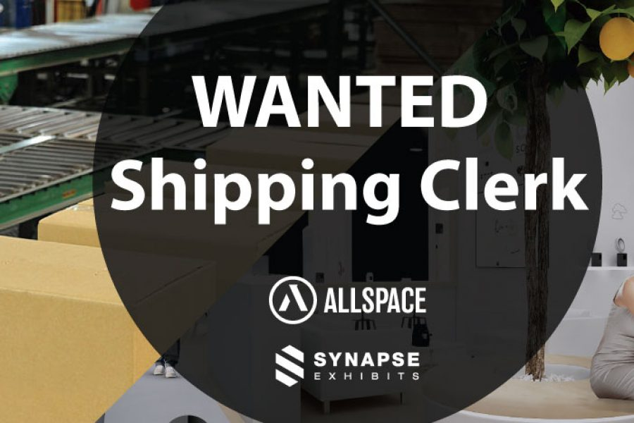 Job Offer – Shipping Clerk