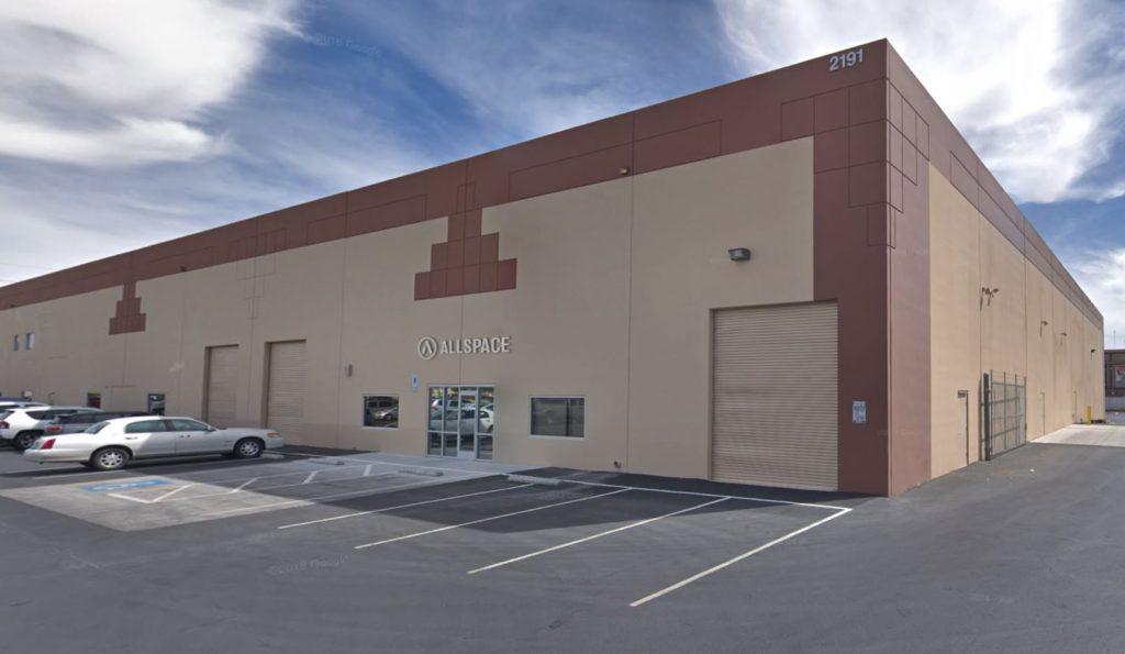 Las Vegas New Plant - SYNAPSE EXHIBITS